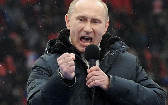 Vladimir Putin Becomes Russian President