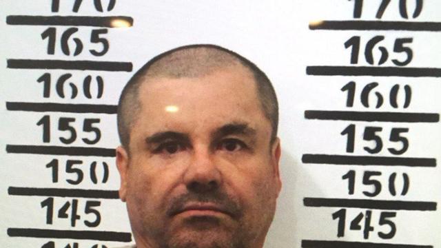 El Chapo Escaped