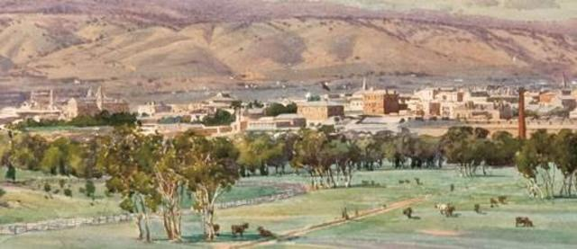 1836-The Colony of South Australia was established