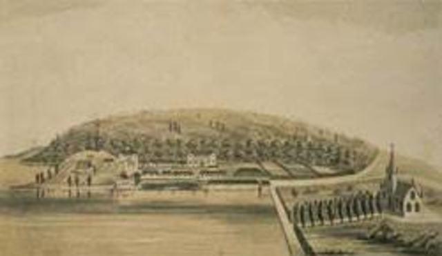 14.6.1825-Van Diemans Land/Tasmania seperated from New South Wales