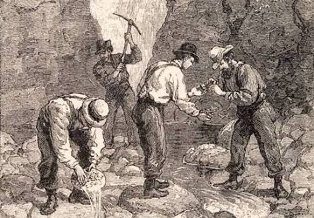 12.2.1851-Australian Gold Rush