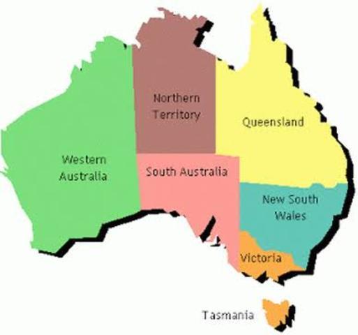 6/7/1863 Australia's States