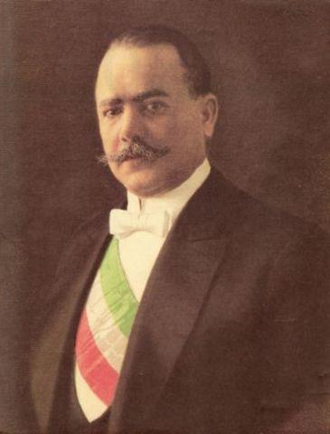 Alvaro Obregon, Presidente