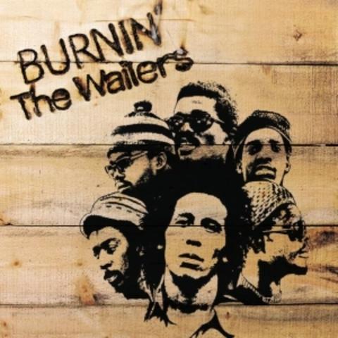 Burnin' (segundo álbum)