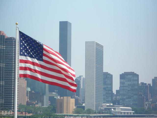 Estados Unidos!