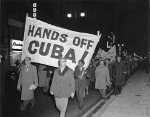 Cuban Missle Crisis