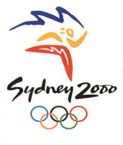 Inauguración de los Juegos Olímpicos de Sídney 2000