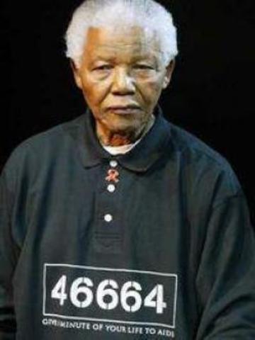 Muerte de Nelson Mandela