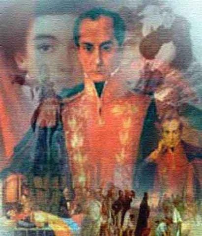 Comienza la campaña para liberar a la Nueva Granada.