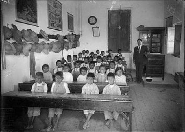 Federalizacion de la educacion SEP