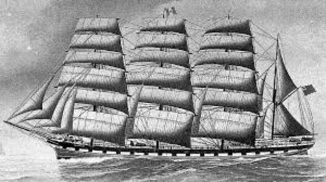 1868-The last ship of convicts was sent to Australia