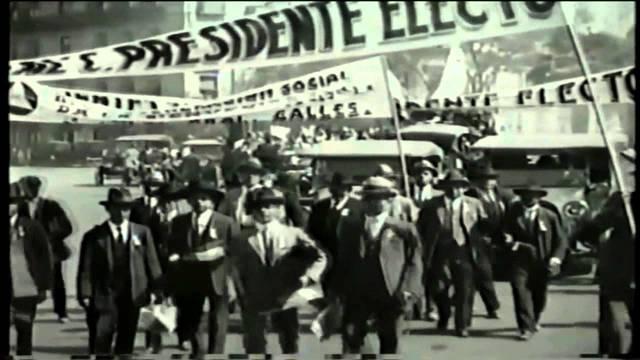 Periodo del Maximato 1928-1934