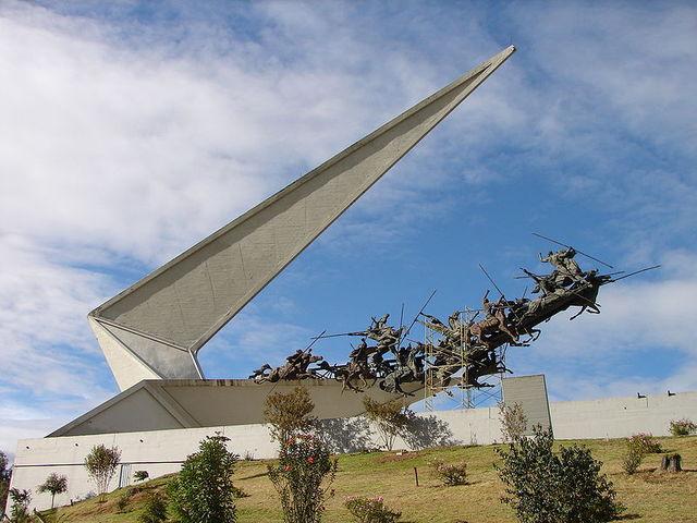 La Batalla del Pantano de Vargas.