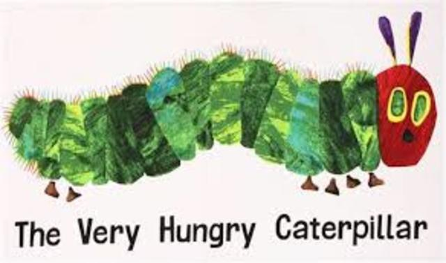 The Very Hungry Caterpillar: Eric Carle