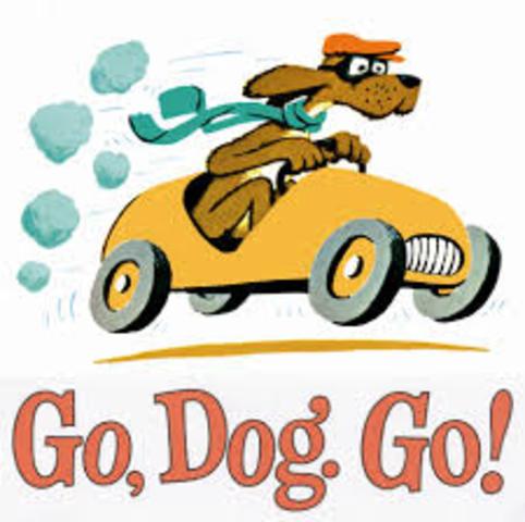 Go Dog Go: P.D. Eastman