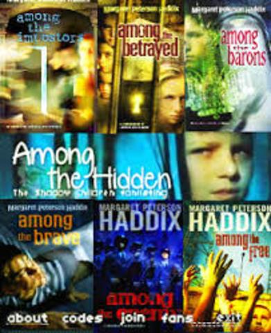 The Shadow Children Series: Margaret Peterson Haddix