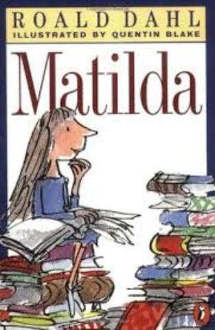Matilda: Roald Dahl