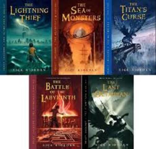 The Lightning Thief Series: