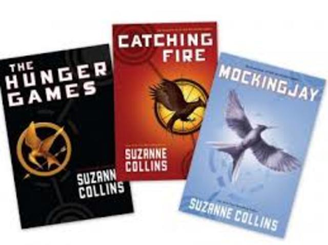 The Hunger Games Series: