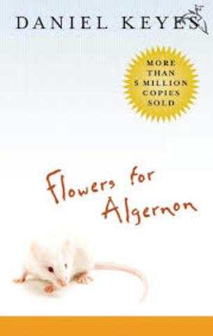Flowers for Algernon: Daniel Keyes