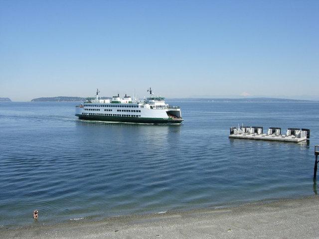 Oak Harbor High School to Mukilteo Ferry Dock DAY 1