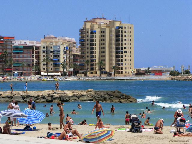 Primeras andadas en Alicante