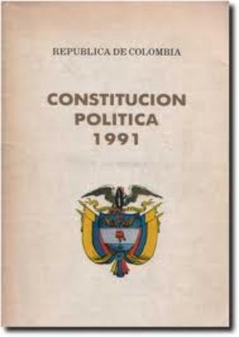 CONSTITUCION NACIONAL DEL 1991