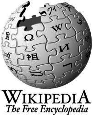En Estados Unidos, Jimbo Wales y Larry Sanger crean Wikipedia