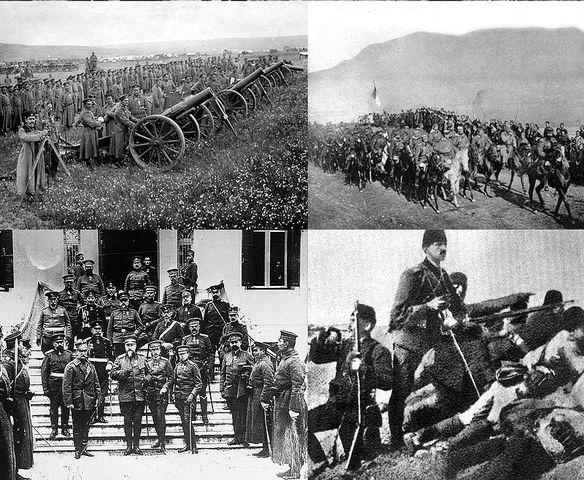 primera guerra bálcanica