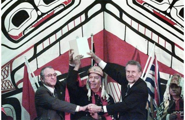 Nisga Treaty