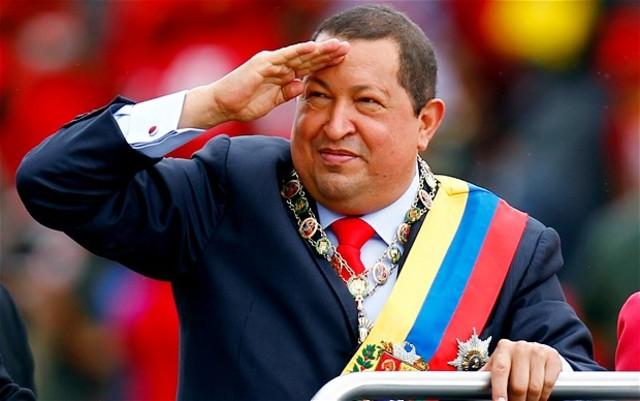 Gana Hugo Chávez las Elecciones Presidenciales