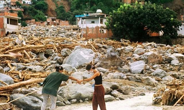 Deslave de Vargas