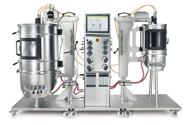 Se Desarolla el primer Bioreactor Desechable.