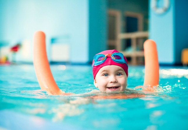 Aprendo a Nadar