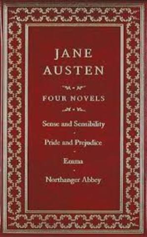Pride and Prejudice, Northanger Abbey (Novels of Jane Austen)