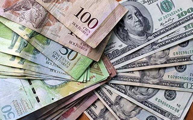 El gobierno nacional aumentó dólar oficial a 1.920 bolívares