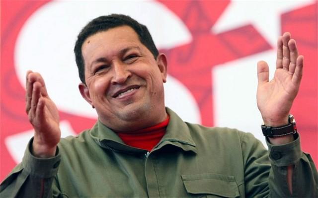 Es reelegido Hugo Chávez como candidato presidencial