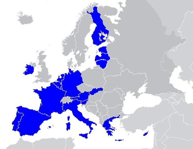 Entra en vigor el euro