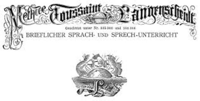 Institut Toussaint and Langenscheidt