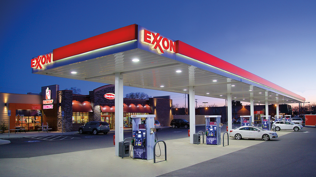 From IHop to Exxon Gas station