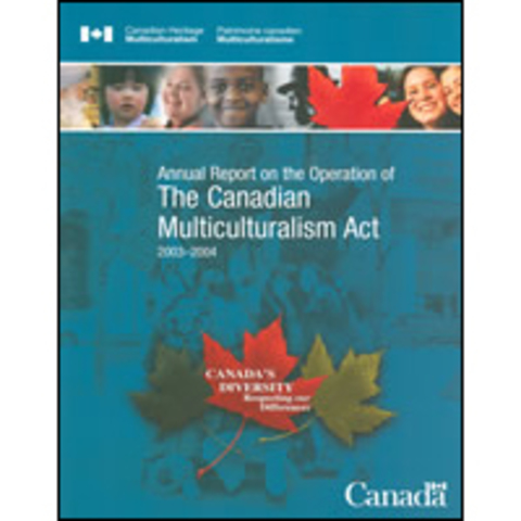Canadian Multicultural Act