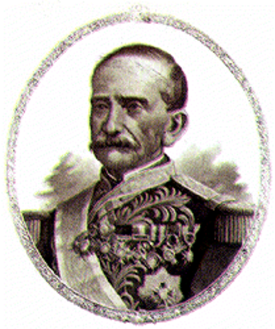 José Mariano Salas, pone fin al centralismo.