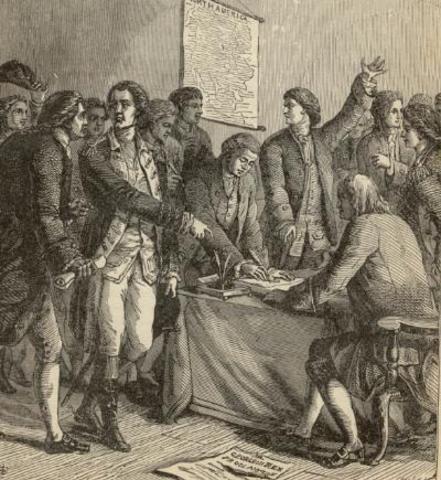Declaracion De Derechos De Virginia