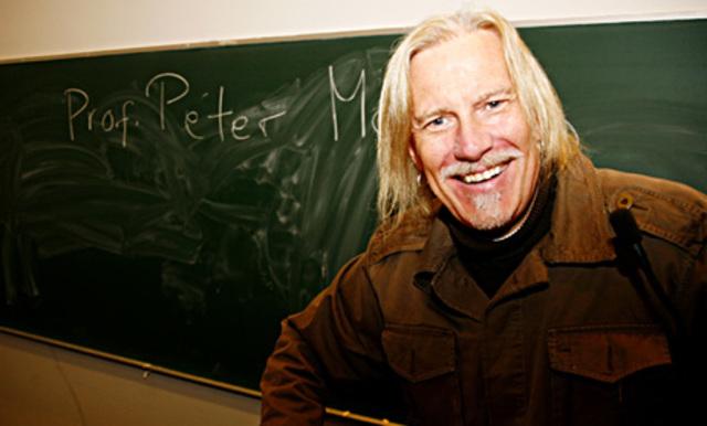 el maestro y el alumno para  Peter Mclaren