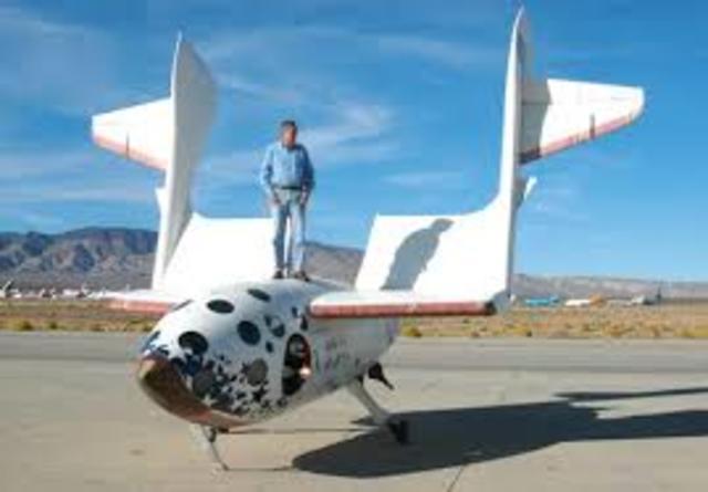 SpaceShipOne flight 11P, First SuperSonic Flight