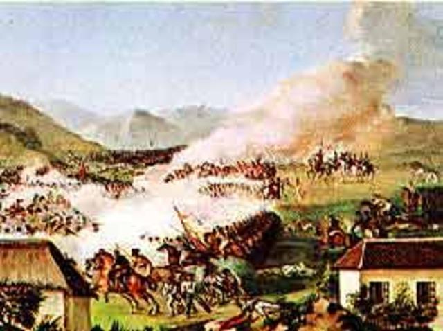 Batalla de Pichincha sella la independencia de Ecuador.