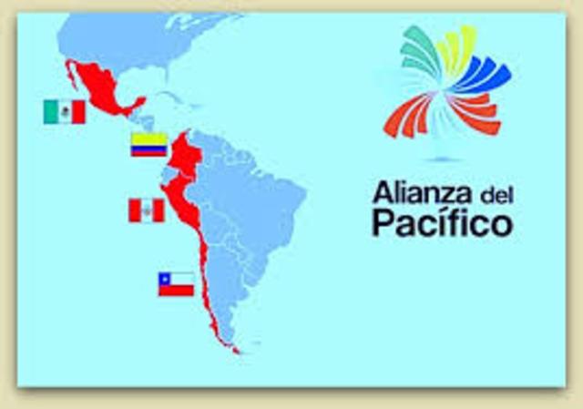 TLC ALIANZA PACIFICO, 01/01/2016, Objetivo.- Conformar un área de integración profunda  que impulse un mayor crecimiento y competitividad de las económias que lo integran.