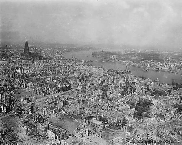 Ende des 2.Weltkrieges