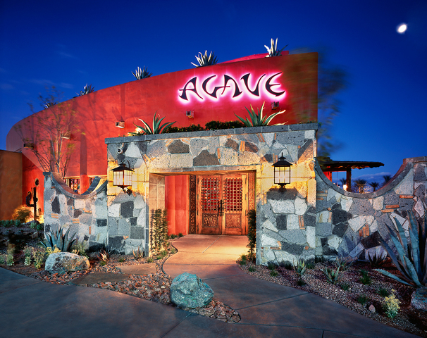 Cenex Gas station to Agave Mexican restaurant