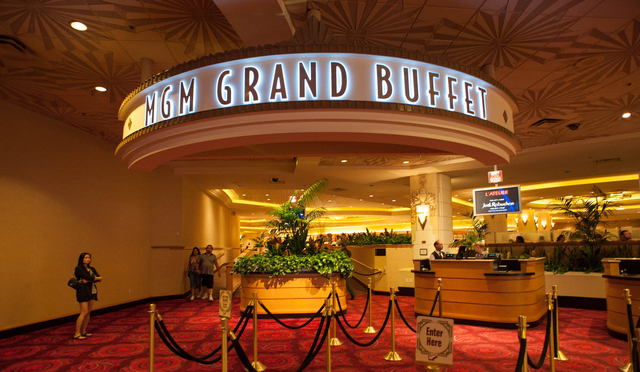 Rest stop to Grand Buffet